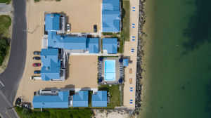 Montauk Soundview - Aerial